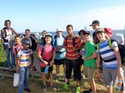 Mighty Men complete 40km hike
