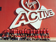 Global Leadership Academy Visits Virgin Active